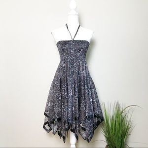 Lapis Convertible Dress/Skirt